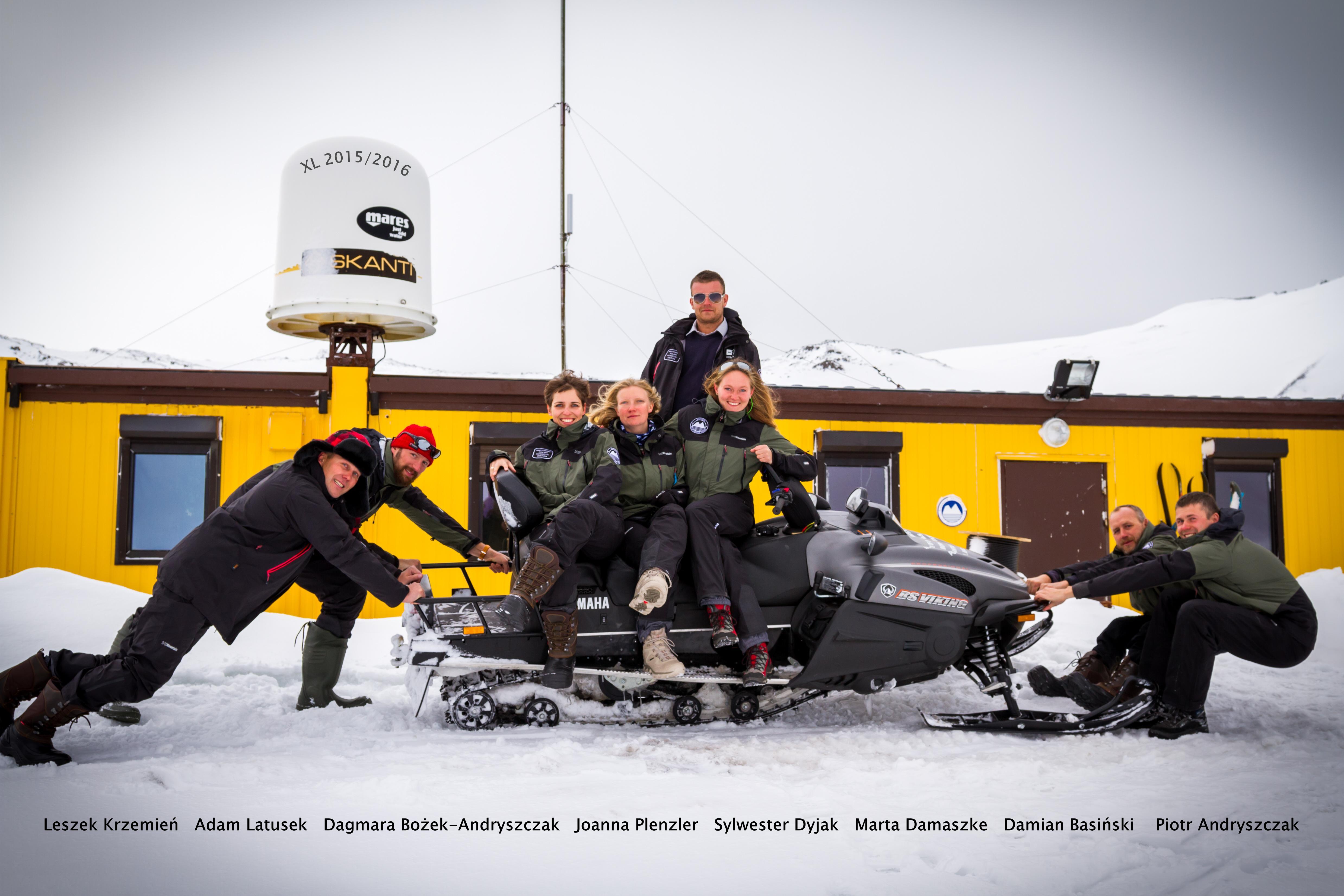 40. Wyprawa Antarktyczna | 40. Expedition