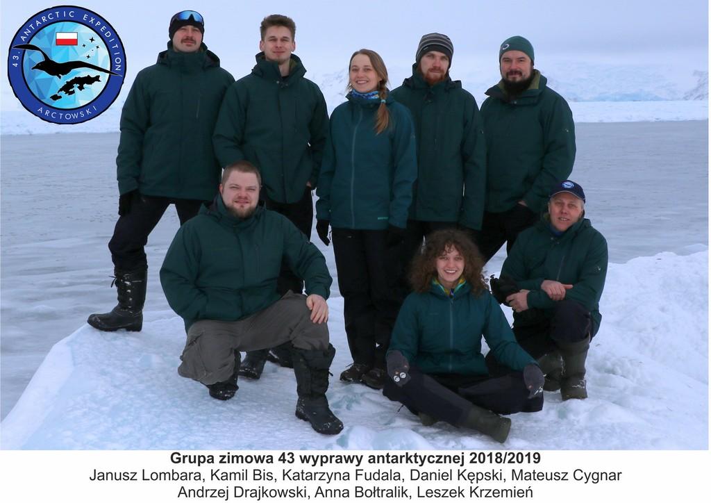 43. Wyprawa I 41. Expedition