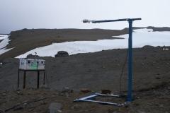 Zestaw pomiarwoy do monitoringu struktury ziemskiego pola elektrycznego
