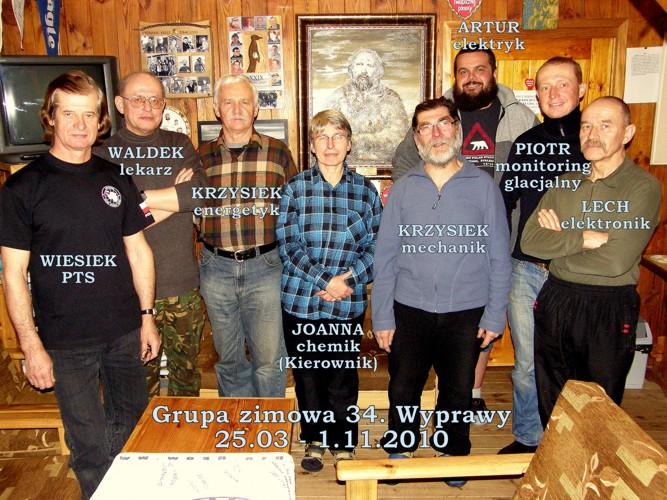 34 Polska Wyprawa Antarktyczna