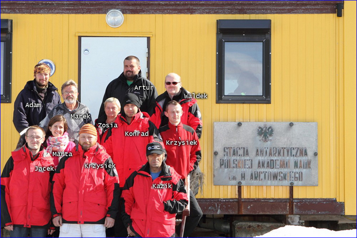36 Polska Wyprawa Antarktyczna