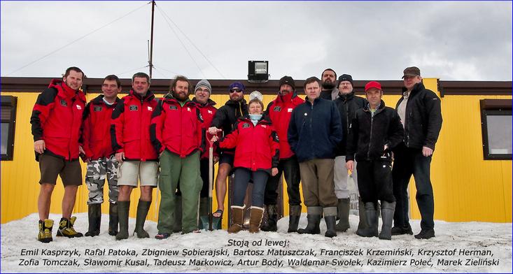 38 Polska Wyprawa Antarktyczna